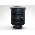 Cine lens Sigma 18-35 T2.0 EF manual lens 95mm