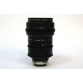 Cinematics Cine lens Sigma 50-100mm/T2.0 PL (95mm front)