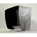 Silver Monitor hood & shield for Apple cinema display 30''