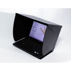 Laptop hood & shield for 14'' laptop
