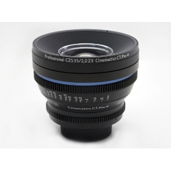 Cine lens Zeiss ZE 35 2.0 manual