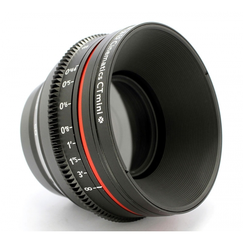49MM centro-Pinch Snap-On Clip-on tapa frontal del objetivo para CANON 50mm f1.8 lente STM
